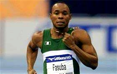 Fasuba laments shortage of Nigerian sprinters at world stage