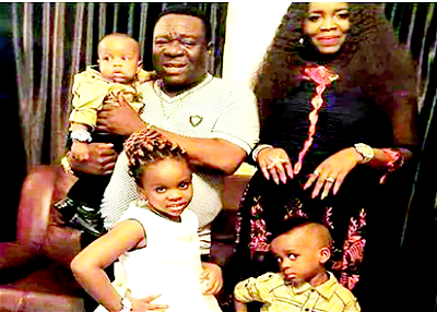 I was scared of women after ugly experience with my ex-wife — John Okafor, movie star