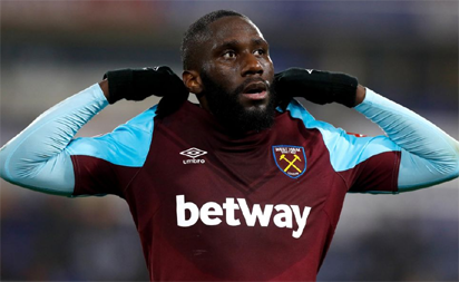 Musuaku walks out of Congo DR training