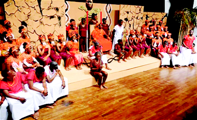 Ola Rotimi's play recreates British punitive expedition to Benin Kingdom