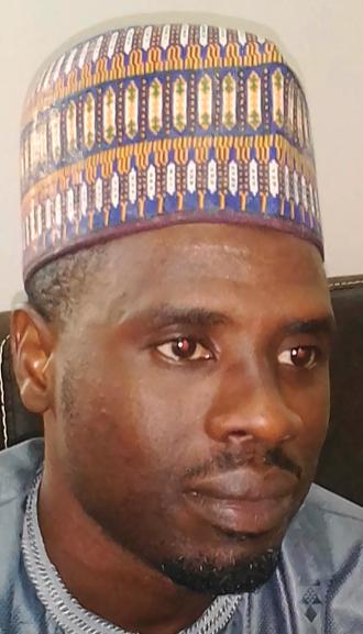 The suspect, Adamu Rabiu Mohammed