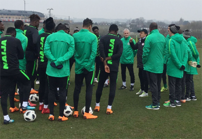 2018 FIFA WC:  Eagles'll keep working hard — Rohr