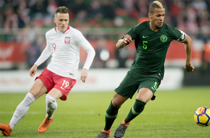 William Troost-Ekong joins Juan Mata's Common Goal charity
