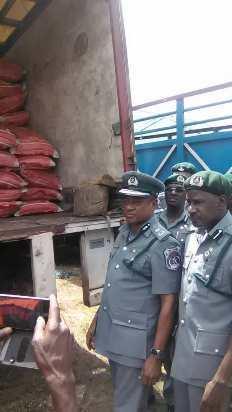 Oyo Customs records N92.7million seizures