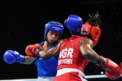 Samoan boxer one fight away from Commonwealth gold