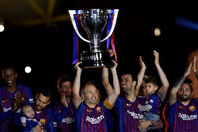 Barcelona vs Real Sociedad :