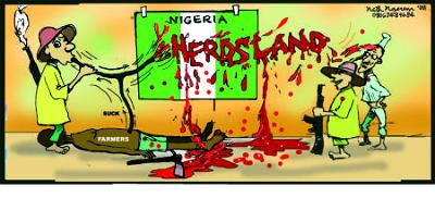 kidnapping, killings, South-East