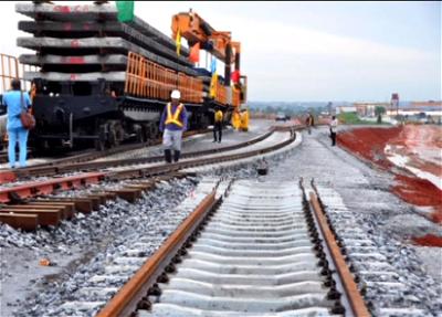 Ghana railways, Nigeria
