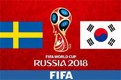 Korea vs Sweden