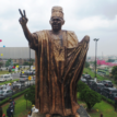 June 12: Heavy security presence at MKO Abiola, Gani Fawehinmi `Freedom' Parks in Lagos
