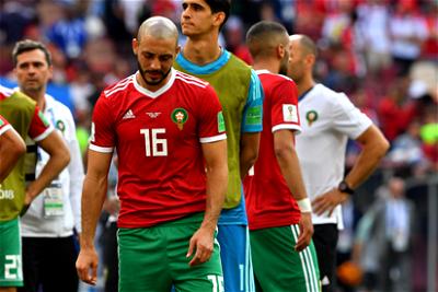 Portugal Vs Morocco