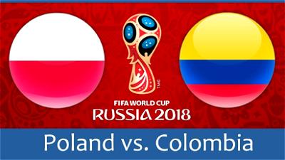 Poland vs Colombia