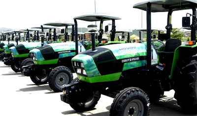 Farmers to receive 10, 000 tractors, inputs in 774 LGs — FG