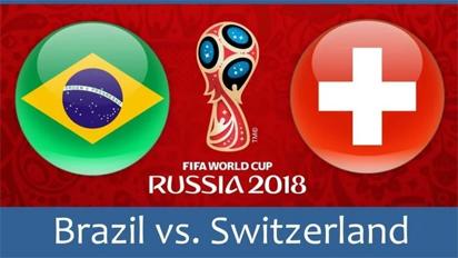 brazil vs switzerland