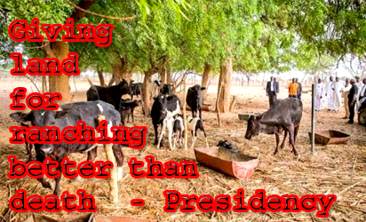 Geazing routes, grazing reserves