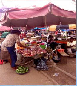 •Business returning to the colonial market