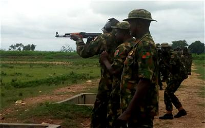 Buratai to troops: We are days away from finally defeating Boko Haram/ISWAP terrorism
