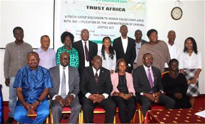 Network on Police Reform in Nigeria(NOPRIN)