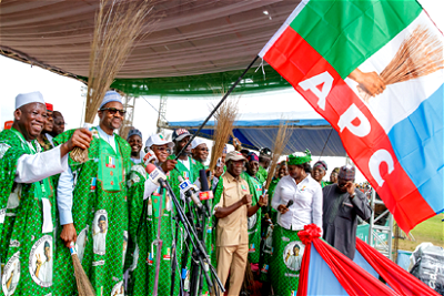 APC rejects creation of 39 new electoral Wards in Akwa Ibom