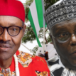 (Breaking) Atiku vs Buhari: Secondus, Ngige arrive court, await judgement
