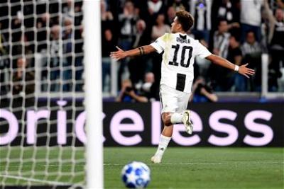 UEFA Champions, Dybala, Juventus
