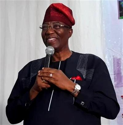 BREAKING: Atiku's campaign manager, Gbenga Daniel, decamps from PDP to APC