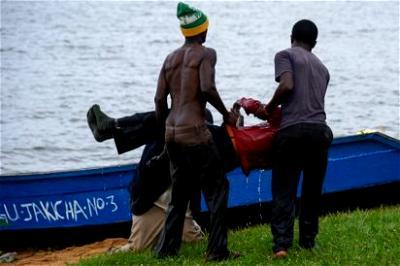 Vessel, Boat mishap