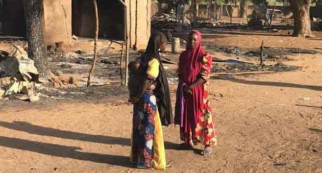 Boko Haram, military