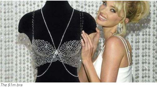 The $1m bra