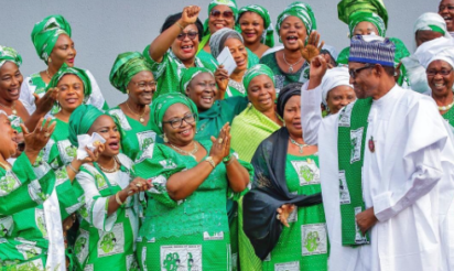 86eaf5747 Buhari s inauguration  APC women aspirants begin 21-day fasting ...