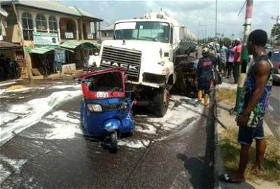 Reckless Trailer Drivers And Deaths: Call for effective road safety measures