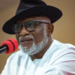 Akeredolu Pays N4 billion To Pensioners
