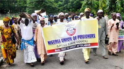 NUP, FG's payroll, pensioners