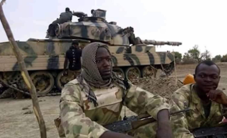 Nigerian Army, Military