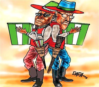 Buhari, Atiku, PDP