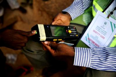 We will continue to use, deploy Smart Card Reader ―INEC