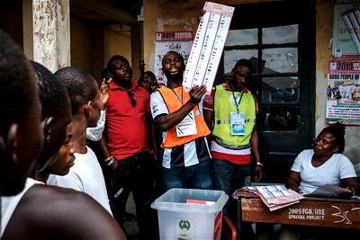 Kwara, election