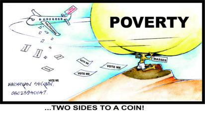 poverty, charity