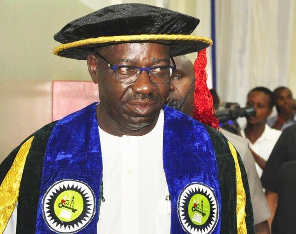 Edo State Governor, Mr. Godwin Obaseki