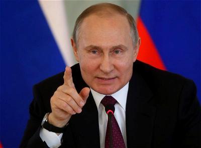 Vladimir Putin, Russia, Weapons