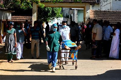 Sri Lanka, catholic