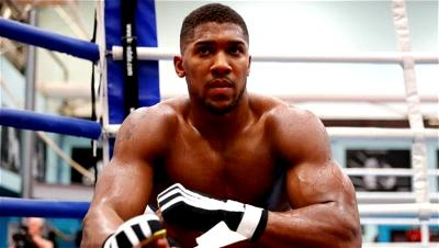 JUST IN: Anthony Joshua in self-isolation after meeting Prince Charles