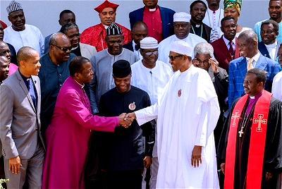 CAN visit to Buhari
