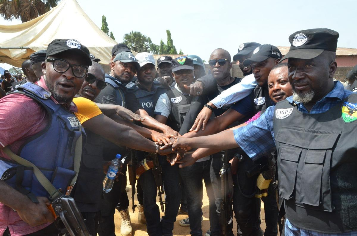 Police : FG, governors to recruits NPower cadets, corpers