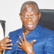My wife, Clara was wrongly diagnosed, says Oshiomhole
