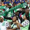 Fan loses finger celebrating team's promotion
