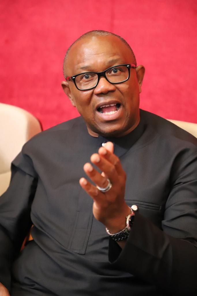 Obi, PDP, Peter Obi