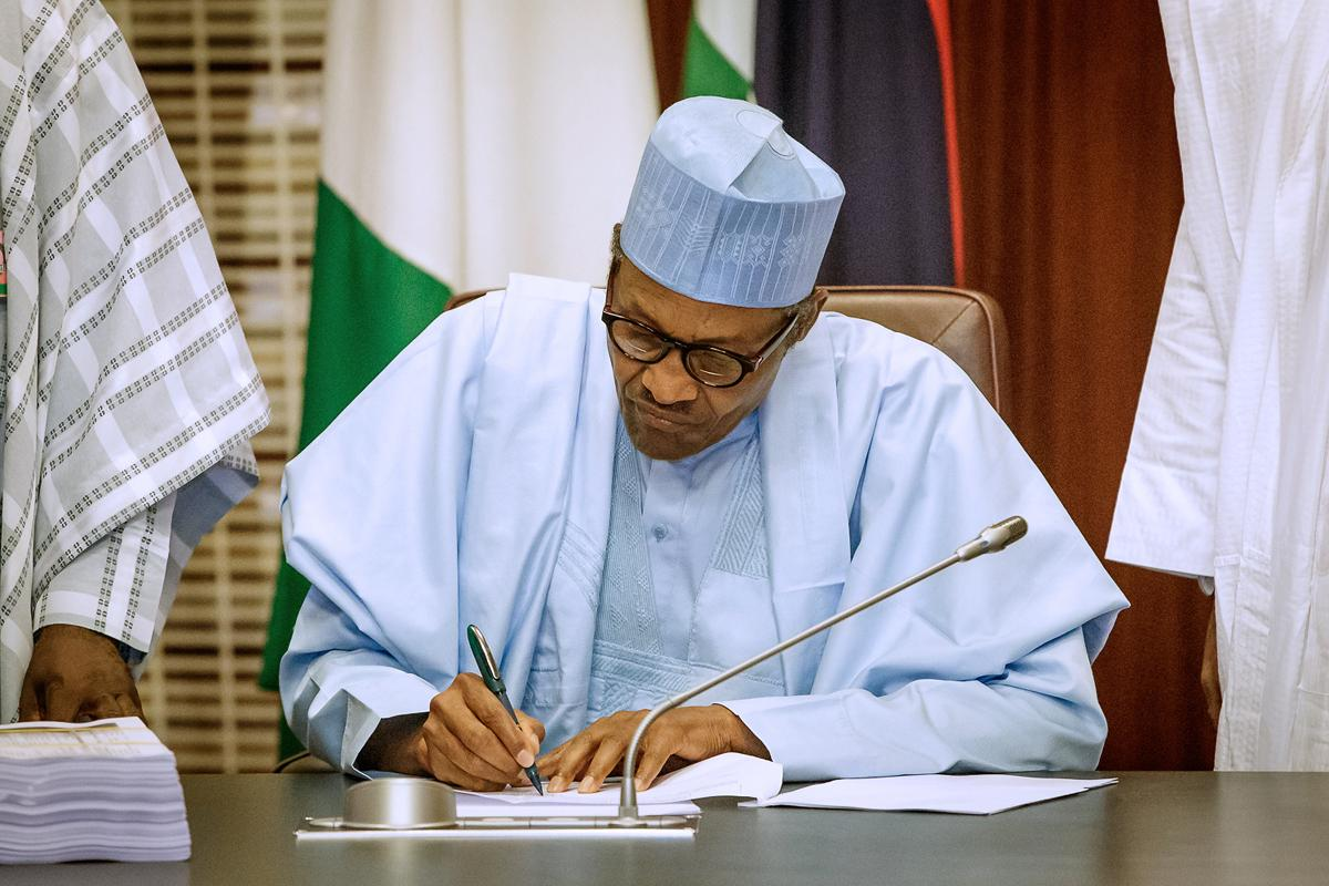 Buhari, AfCFTA, Latest News