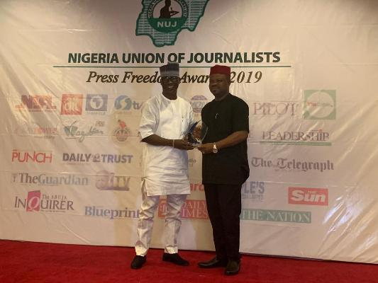Press Freedom Awards, Baru
