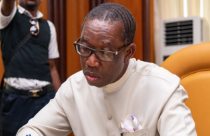 Gov. Ifeanyi Okowa of Delta state